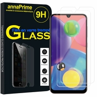 "Samsung Galaxy A70S 6.7"" SM-A707F A707FN A707GM A707MN A7070 A707W: Lot / Pack de 2 Films de protection d'écran Verre Trempé"