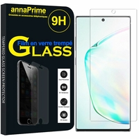 "Samsung Galaxy Note10+ Plus/ Note 10 Pro/ Note10+ 5G 6.8"" SM-N975F N976F N975U N9750 N975U1 N975W N975N N976U N976: 1 Film de protection d'écran Verre Trempé"