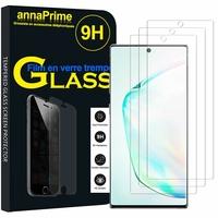 """Samsung Galaxy Note10+ Plus/ Note 10 Pro/ Note10+ 5G 6.8"""" SM-N975F N976F N975U N9750 N975U1 N975W N975N N976U N976: Lot / Pack de 3 Films de protection d'écran Verre Trempé"""