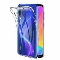 """Xiaomi Mi CC9E 6.01"""" M1906F9SC (non compatible Xiaomi Mi CC9 6.39"""") [Les Dimensions EXACTES du telephone: 153.5 x 71.9 x 8.5 mm]: Accessoire Housse Etui Coque gel UltraSlim et Ajustement parfait - TRANSPARENT"""