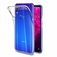 """Xiaomi Redmi Y3 6.26"""" [Les Dimensions EXACTES du telephone: 158.7 x 75.6 x 8.5 mm]: Accessoire Housse Etui Coque gel UltraSlim et Ajustement parfait - TRANSPARENT"""