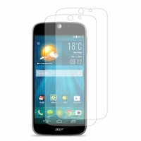 Acer Liquid Jade S S56: Lot / Pack de 2x Films de protection d'écran clear transparent