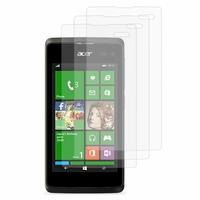 Acer Liquid M220/ Liquid Z220: Lot / Pack de 3x Films de protection d'écran clear transparent