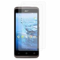 Acer Liquid Z410: Lot / Pack de 2x Films de protection d'écran clear transparent