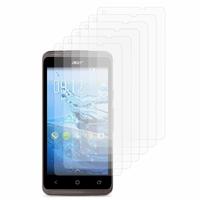 Acer Liquid Z410: Lot / Pack de 6x Films de protection d'écran clear transparent