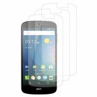 Acer Liquid Z530/ Z530S: Lot / Pack de 3x Films de protection d'écran clear transparent