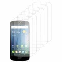 Acer Liquid Z530/ Z530S: Lot / Pack de 6x Films de protection d'écran clear transparent