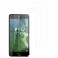 """Acer Liquid Z6 Plus 5.5"""" (non compatible Liquid Z6 5.0""""): Lot / Pack de 6x Films de protection d'écran clear transparent"""