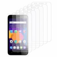 Alcatel Pixi 3 (4.5): Lot / Pack de 6x Films de protection d'écran clear transparent