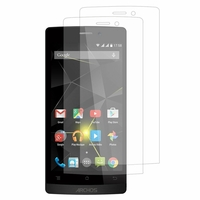 Archos 50 Diamond: Lot / Pack de 2x Films de protection d'écran clear transparent