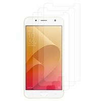 """Asus Zenfone 4 Selfie ZB553KL/ Selfie Lite ZB553KL 5.5"""": Lot / Pack de 3x Films de protection d'écran clear transparent"""