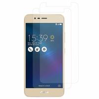 """Asus Zenfone 3 Max ZC520TL 5.2"""": Lot / Pack de 2x Films de protection d'écran clear transparent"""