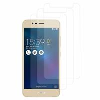"""Asus Zenfone 3 Max ZC520TL 5.2"""": Lot / Pack de 3x Films de protection d'écran clear transparent"""