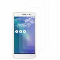 """Asus Zenfone Live ZB501KL 5.0""""/ Zenfone 3 Go (non compatible Zenfone Go ZB500KL): Lot / Pack de 3x Films de protection d'écran clear transparent"""