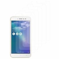 """Asus Zenfone Live ZB501KL 5.0""""/ Zenfone 3 Go (non compatible Zenfone Go ZB500KL): Lot / Pack de 5x Films de protection d'écran clear transparent"""