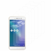 """Asus Zenfone Live ZB501KL 5.0""""/ Zenfone 3 Go (non compatible Zenfone Go ZB500KL): Lot / Pack de 6x Films de protection d'écran clear transparent"""
