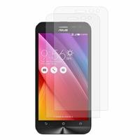 Asus Zenfone 2 Laser ZE500KG/ ZE500KL: Lot / Pack de 2x Films de protection d'écran clear transparent