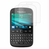 BlackBerry 9720/ 9720 Samoa: Lot / Pack de 2x Films de protection d'écran clear transparent