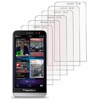 Blackberry Z30: Lot / Pack de 6x Films de protection d'écran clear transparent