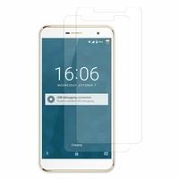 """DOOGEE F7 4G LTE 5.5"""" (non compatible Doogee F7 Pro 5.7""""): Lot / Pack de 2x Films de protection d'écran clear transparent"""
