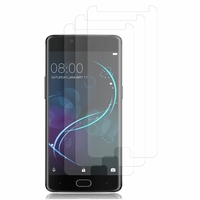 "DOOGEE Shoot 1 4G 5.5"": Lot / Pack de 3x Films de protection d'écran clear transparent"