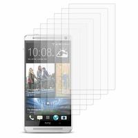 HTC One Max/ Dual Sim: Lot / Pack de 6x Films de protection d'écran clear transparent