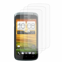HTC One S/ Special Edition: Lot / Pack de 3x Films de protection d'écran clear transparent