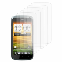 HTC One S/ Special Edition: Lot / Pack de 5x Films de protection d'écran clear transparent