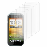 HTC One S/ Special Edition: Lot / Pack de 6x Films de protection d'écran clear transparent