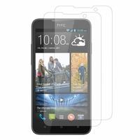 HTC Desire 516 dual sim: Lot / Pack de 2x Films de protection d'écran clear transparent