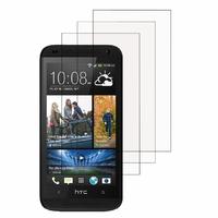 HTC Desire 601 Zara/ Dual Sim: Lot / Pack de 3x Films de protection d'écran clear transparent