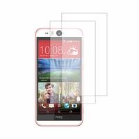 HTC Desire Eye: Lot / Pack de 2x Films de protection d'écran clear transparent