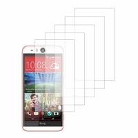 HTC Desire Eye: Lot / Pack de 5x Films de protection d'écran clear transparent