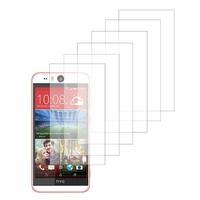 HTC Desire Eye: Lot / Pack de 6x Films de protection d'écran clear transparent
