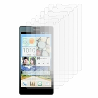 Huawei Ascend G740/ Orange Yumo: Lot / Pack de 6x Films de protection d'écran clear transparent