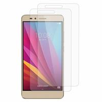 Huawei Honor 5X/ Honor X5/ Huawei GR5: Lot / Pack de 2x Films de protection d'écran clear transparent