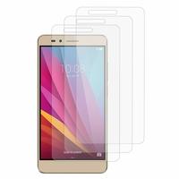 Huawei Honor 5X/ Honor X5/ Huawei GR5: Lot / Pack de 3x Films de protection d'écran clear transparent