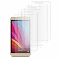 Huawei Honor 5X/ Honor X5/ Huawei GR5: Lot / Pack de 6x Films de protection d'écran clear transparent
