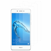 "Huawei Honor 6C 5.0""/ Enjoy 6s/ Nova Smart: Lot / Pack de 3x Films de protection d'écran clear transparent"