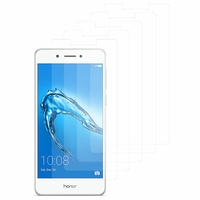 "Huawei Honor 6C 5.0""/ Enjoy 6s/ Nova Smart: Lot / Pack de 5x Films de protection d'écran clear transparent"