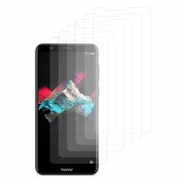 """Huawei Honor 7X 5.93"""" BND-L21/ L22/ L24/ AL10/ TL10: Lot / Pack de 6x Films de protection d'écran clear transparent"""