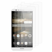 Huawei Ascend Mate7/ Mate 7 Monarch edition: Lot / Pack de 3x Films de protection d'écran clear transparent