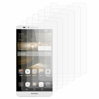 Huawei Ascend Mate7/ Mate 7 Monarch edition: Lot / Pack de 6x Films de protection d'écran clear transparent