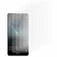 Huawei Mate S/ Dual SIM: Lot / Pack de 6x Films de protection d'écran clear transparent