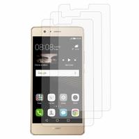 Huawei P9 lite/ G9 Lite (non compatible Huawei P9/ P9 Plus): Lot / Pack de 3x Films de protection d'écran clear transparent