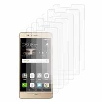 Huawei P9 lite/ G9 Lite (non compatible Huawei P9/ P9 Plus): Lot / Pack de 6x Films de protection d'écran clear transparent
