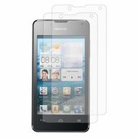Huawei Ascend Y300: Lot / Pack de 2x Films de protection d'écran clear transparent