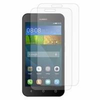 Huawei Y560/ Y5: Lot / Pack de 2x Films de protection d'écran clear transparent