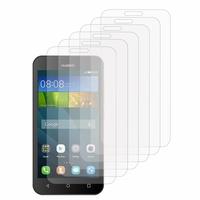 Huawei Y560/ Y5: Lot / Pack de 6x Films de protection d'écran clear transparent