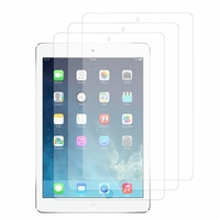 Apple iPad 5 (Air): Lot / Pack de 3x Films de protection d'écran clear transparent